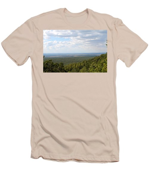 Overlooking Pinetop Men's T-Shirt (Athletic Fit)