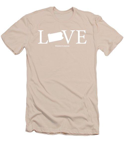 Pa Love Men's T-Shirt (Slim Fit) by Nancy Ingersoll