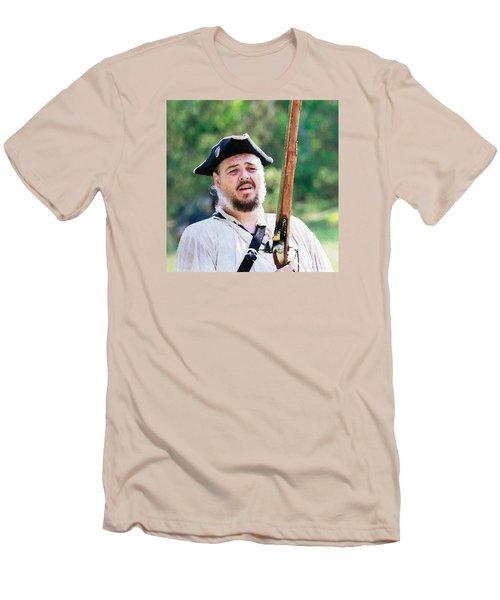Page 40 Men's T-Shirt (Athletic Fit)