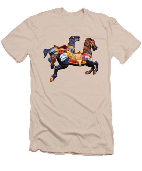 Painted Ponies Men's T-Shirt (Slim Fit) by John Haldane