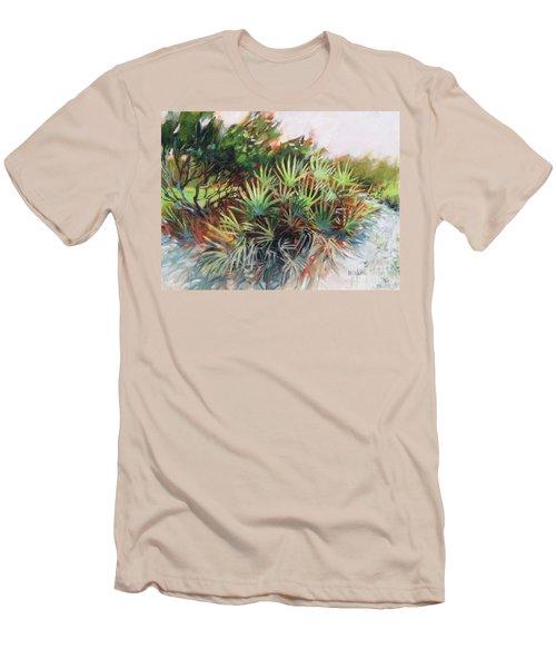 Palmetto Dance Men's T-Shirt (Athletic Fit)