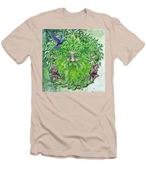 Pan The Protector Men's T-Shirt (Slim Fit)