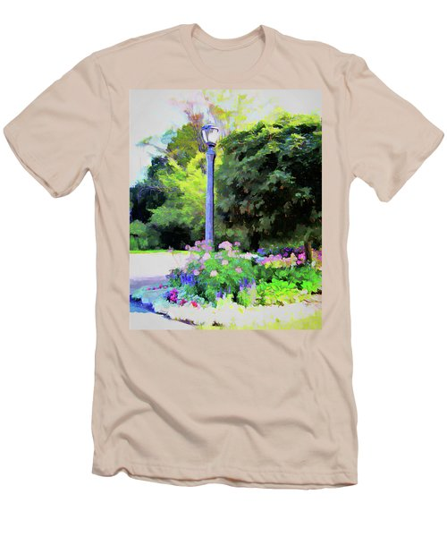 Park Light Men's T-Shirt (Athletic Fit)