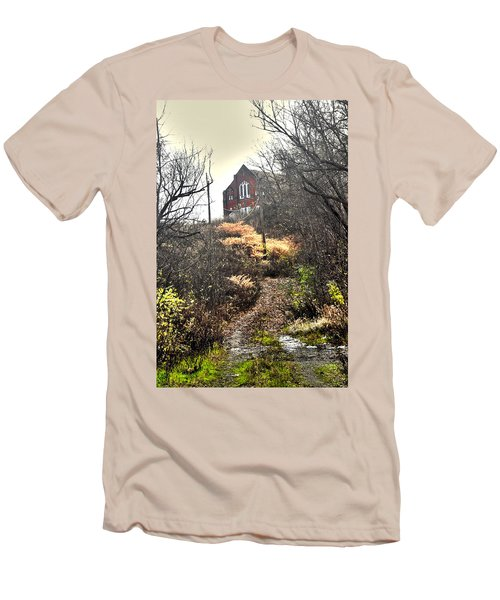 Path To Salvation Men's T-Shirt (Athletic Fit)