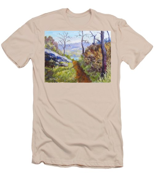 Path To The Water Men's T-Shirt (Athletic Fit)