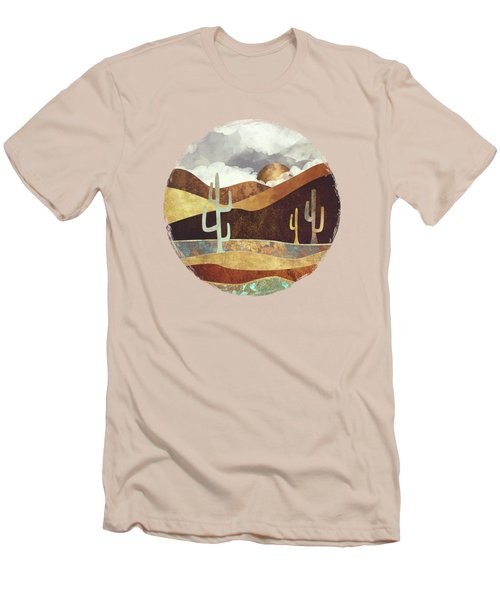 Patina Desert Men's T-Shirt (Athletic Fit)