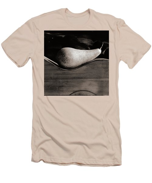 Pear #4745 Men's T-Shirt (Slim Fit) by Andrey Godyaykin