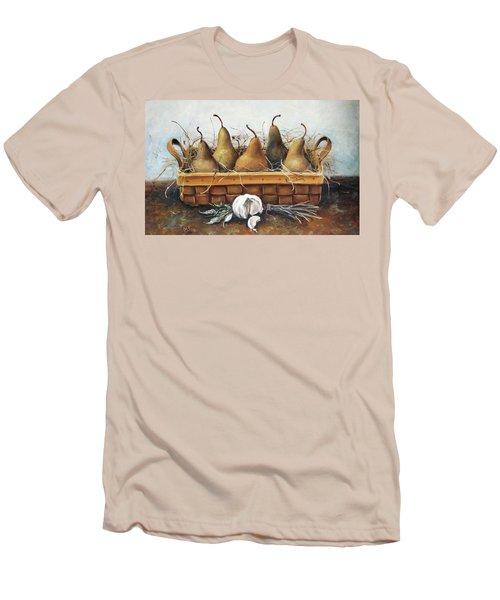 Pears Men's T-Shirt (Athletic Fit)