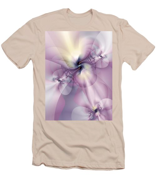 Petals Of Pulchritude Men's T-Shirt (Athletic Fit)
