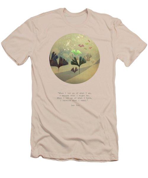 Phoenix-like Men's T-Shirt (Slim Fit) by AugenWerk Susann Serfezi