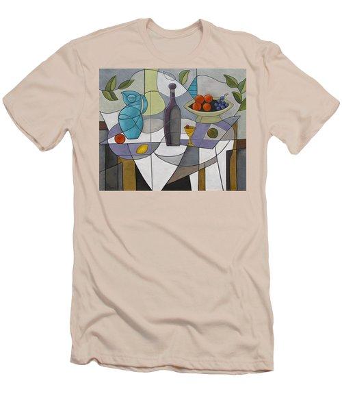 Pieces Of A Dream Men's T-Shirt (Athletic Fit)