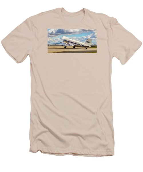 Piedmont Dc-3 Men's T-Shirt (Athletic Fit)