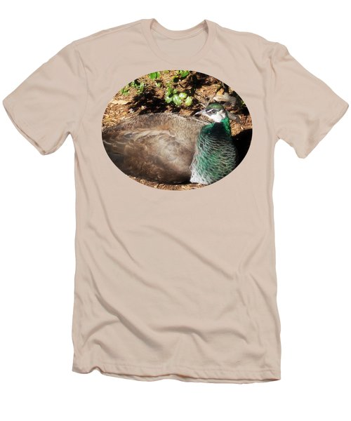 Place Of Rest Men's T-Shirt (Slim Fit) by Anita Faye