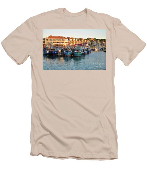 Port St. Francis Men's T-Shirt (Athletic Fit)