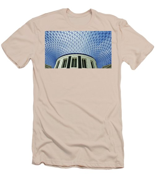 Men's T-Shirt (Slim Fit) featuring the photograph Possibilities by Elvira Butler