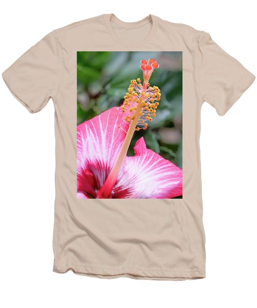 Pretending To Be In Hawaii.... Men's T-Shirt (Athletic Fit)
