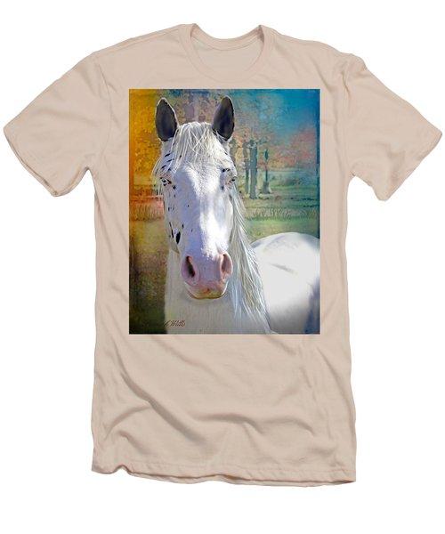 Pretty Eyes Men's T-Shirt (Athletic Fit)