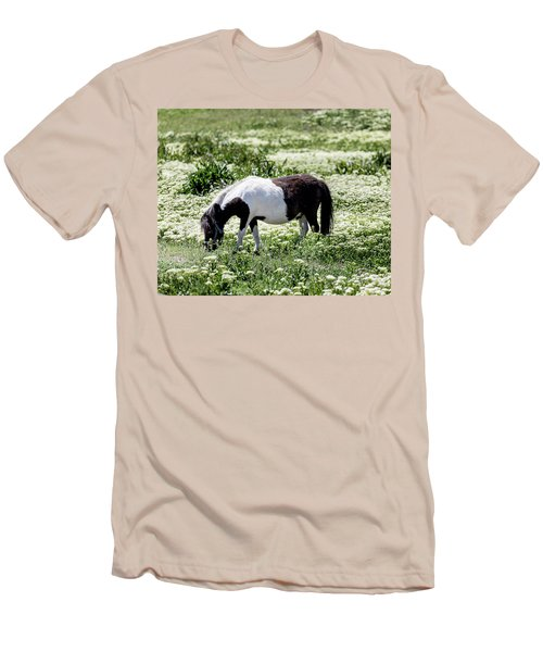 Pretty Painted Pony Men's T-Shirt (Slim Fit) by James BO Insogna