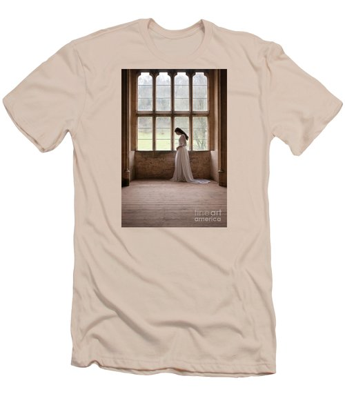 Princess In The Castle Men's T-Shirt (Athletic Fit)