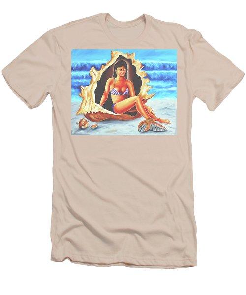 Relax Men's T-Shirt (Slim Fit) by Ragunath Venkatraman