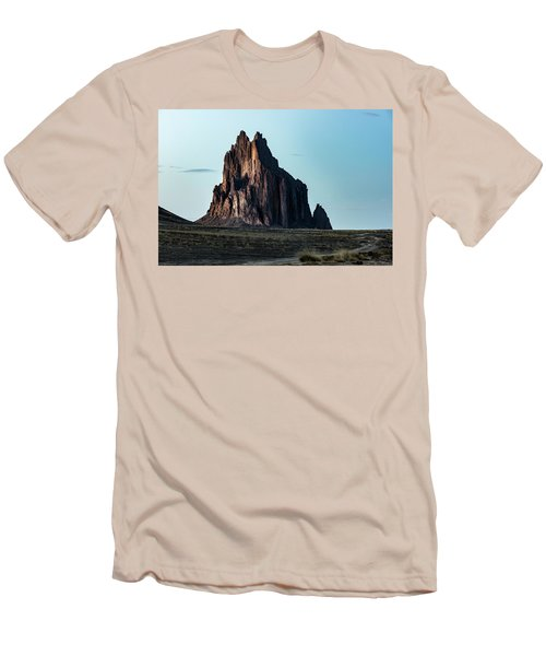 Remote Yet Imposing Men's T-Shirt (Athletic Fit)