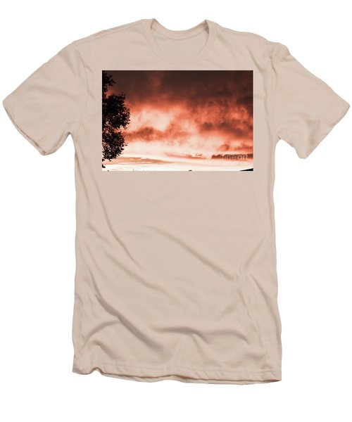 Reno Sky Men's T-Shirt (Athletic Fit)