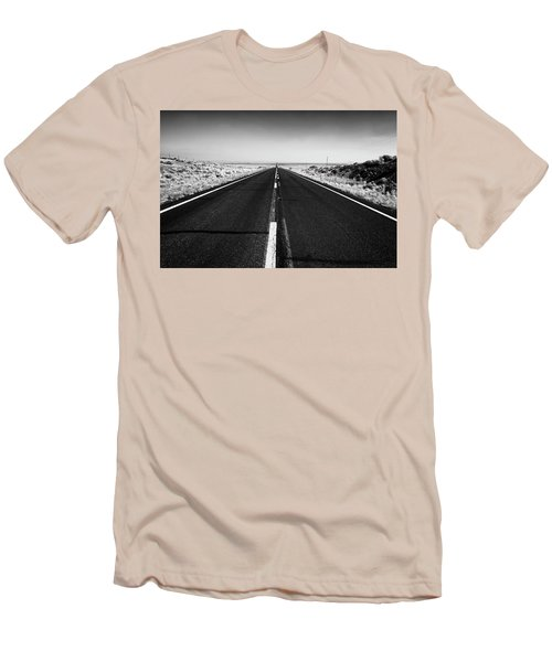 Road To Forever Men's T-Shirt (Athletic Fit)