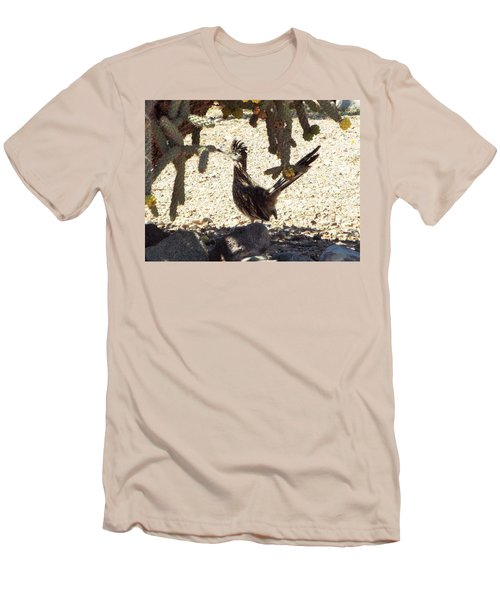 Roadrunners Shade-time Men's T-Shirt (Athletic Fit)