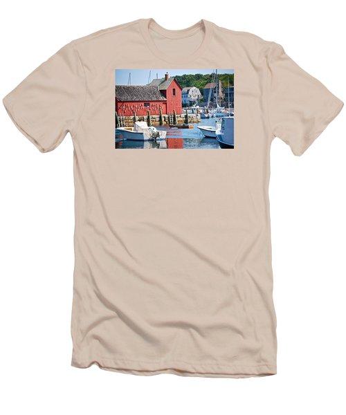 Rockport Motif 1 Men's T-Shirt (Athletic Fit)