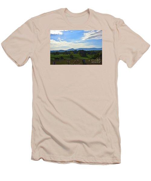 Rolling Hills Men's T-Shirt (Athletic Fit)
