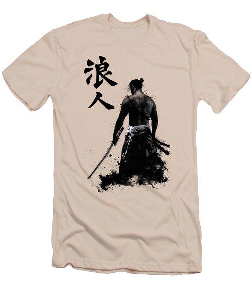 Ronin Men's T-Shirt (Slim Fit) by Nicklas Gustafsson