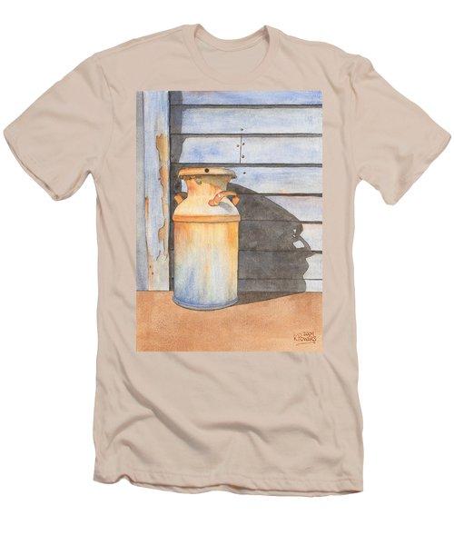 Rusty Milk Men's T-Shirt (Athletic Fit)
