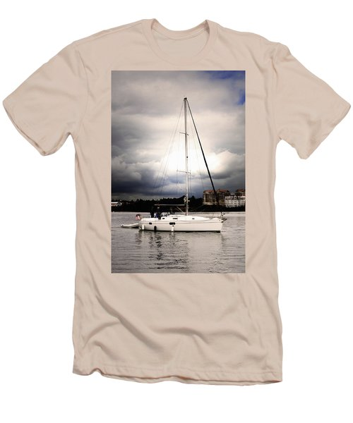 Sailor And Storm Men's T-Shirt (Athletic Fit)