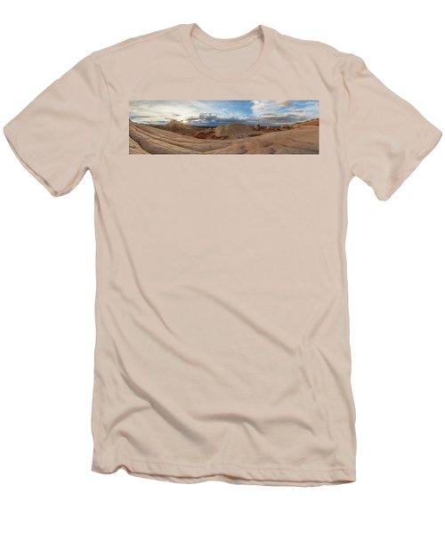 Savor The Solitude Men's T-Shirt (Slim Fit) by Dustin LeFevre