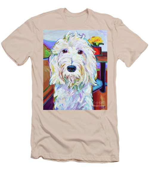 Schnoodle Men's T-Shirt (Slim Fit) by Robert Phelps