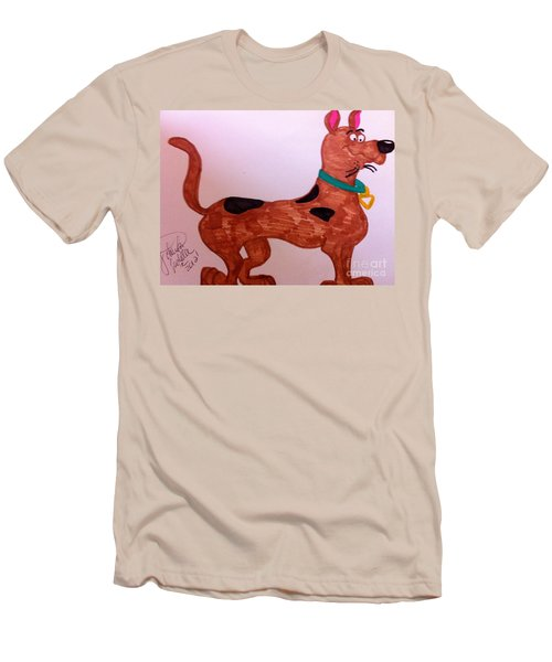 Scooby-doo Men's T-Shirt (Athletic Fit)