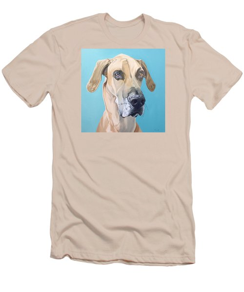 Scooby Men's T-Shirt (Slim Fit) by Nathan Rhoads