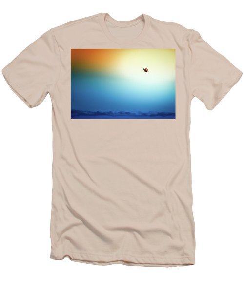 Sea Eagle On High Men's T-Shirt (Athletic Fit)