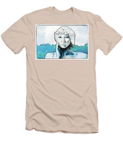 Sea Siren Men's T-Shirt (Athletic Fit)