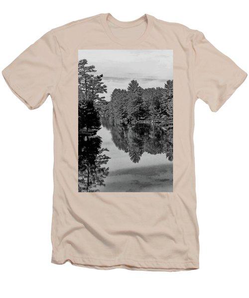 Secret Hideaway Men's T-Shirt (Athletic Fit)