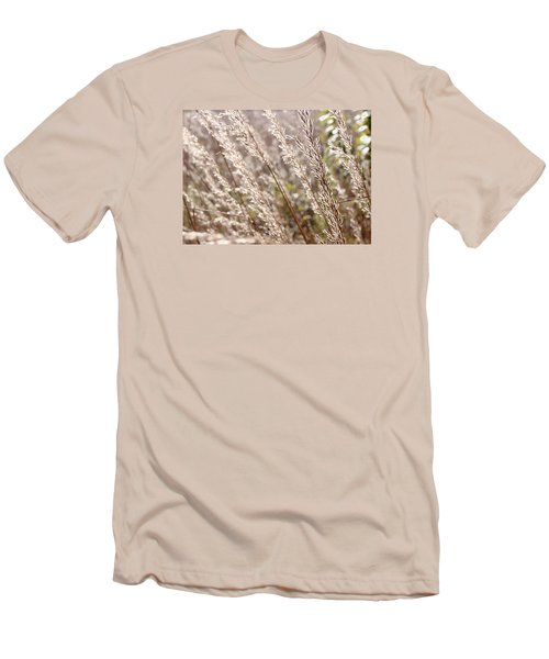 Seeds Of Autumn Men's T-Shirt (Slim Fit) by Tim Good