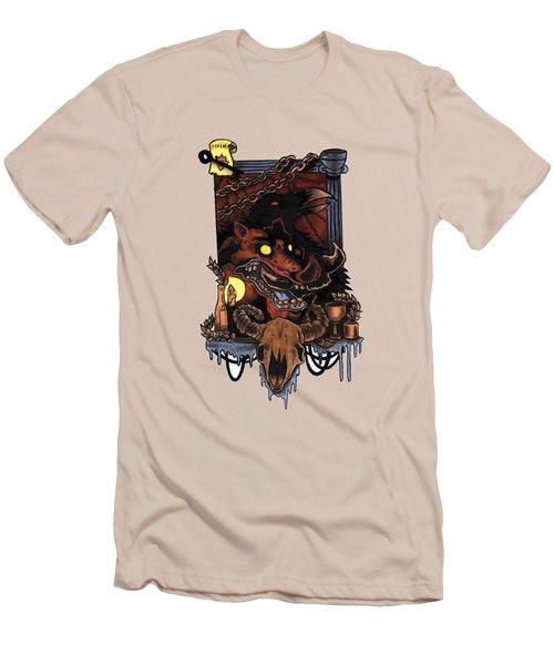 Shmignola Men's T-Shirt (Athletic Fit)