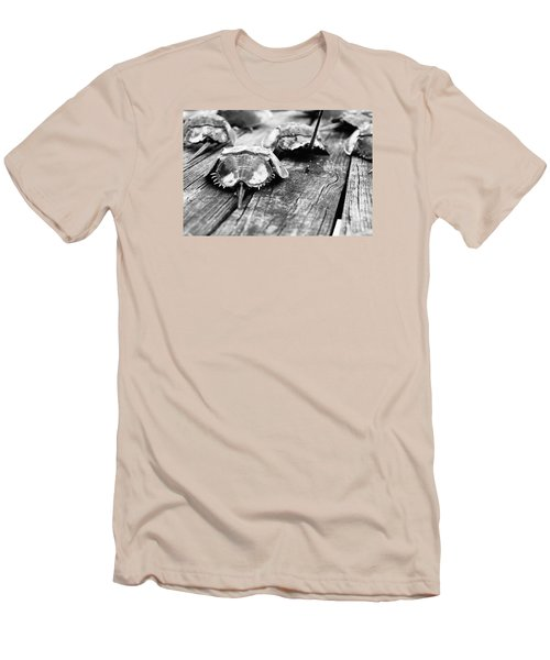 Shoes On The Table Men's T-Shirt (Athletic Fit)