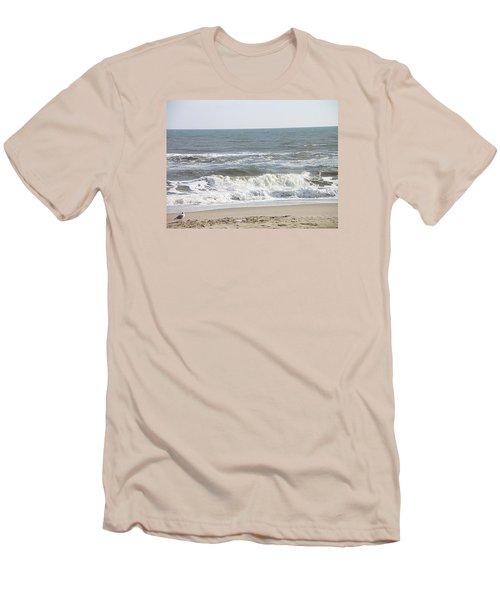 Should I Go In? Men's T-Shirt (Athletic Fit)