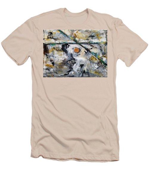 Sidewalk Penny Men's T-Shirt (Athletic Fit)