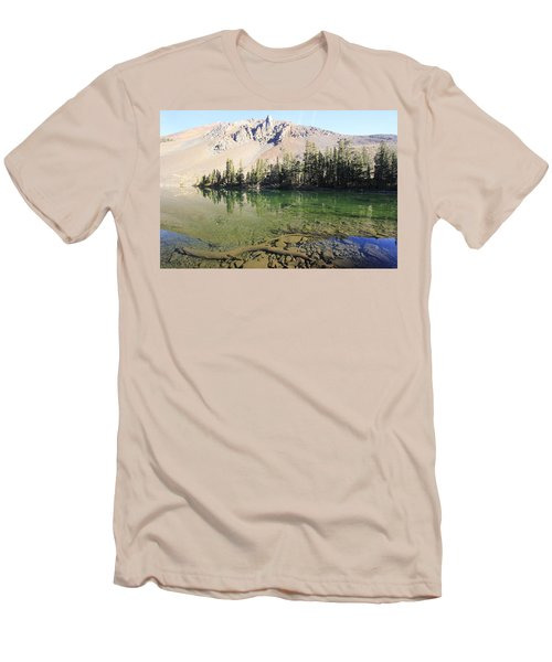 Men's T-Shirt (Athletic Fit) featuring the photograph Sierra Clarity by Sean Sarsfield