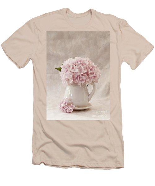 Simplicity Men's T-Shirt (Slim Fit) by Sherry Hallemeier
