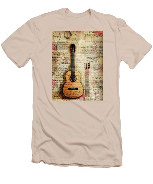 Six String Sages Men's T-Shirt (Slim Fit)