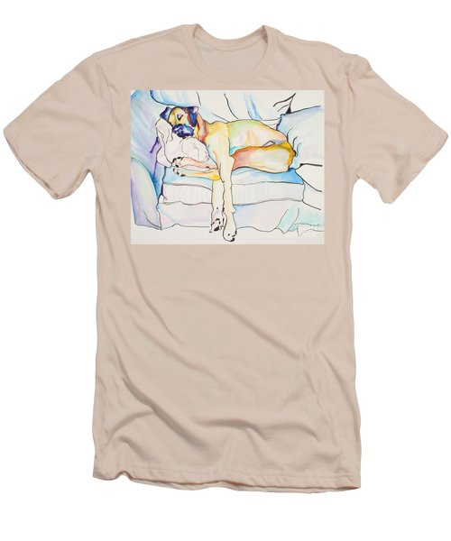 Sleeping Beauty Men's T-Shirt (Athletic Fit)