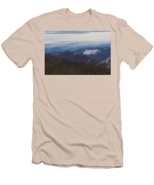 Smokey Mountains 5 Men's T-Shirt (Athletic Fit)